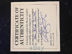 Autographed photo of Anna Nicole Smith 8x10 100% authentic with certificate
