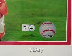 Beautiful Roy Halladay Perfect Game 5-29-10 Signed 16x20 Photo MLB Authenticated