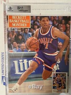 Bulls Michael Jordan Authentic Signed Photo Autographed BAS