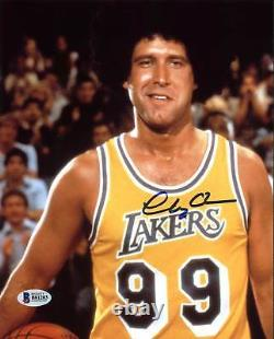 Chevy Chase Fletch Authentic Signed 8X10 Photo Autographed BAS Witnessed 11