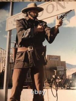 Clint Eastwood In-Person 11x14 Signed PHOTO COA PSA PSA/DNA Western Outlaw
