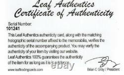 Connor Mcdavid Signed Auto 8x10 Photo Leaf Authenticated #101241 Edmonton Oilers
