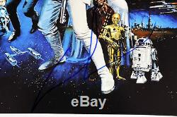 George Lucas Star Wars Authentic Signed 12x18 Photo Autographed BAS #A57196