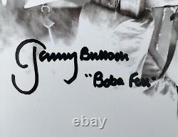 Jeremy Bulloch Star Wars Boba Fett Signed 8x10 Photo Beckett Authenticated