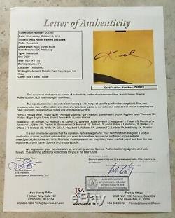 KOBE BRYANT AUTHENTIC Signed Autographed FRAMED 20x40 NBA LAKERS PHOTO JSA COA