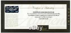 Kobe Bryant Autographed signed 20 x 30 Lakers Photograph Panini Authentic COA