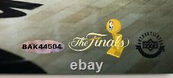 Kobe Bryant autographed 2009 Finals 16x20 Photo Upper Deck authentic LE 21/124