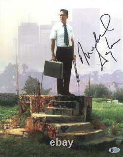 Michael Douglas 11x14 Photo Signed Falling Down Authentic Autograph Beckett Coa