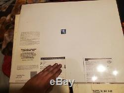 Michael Jordan Autographed Gatorade 16x20 UDA COA Upper Deck AUTHENTICATED