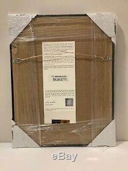 Michael Jordan Signed Autographed Framed 8x10 Photo Upper Deck Authenticated