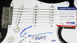 Robin Williams GENIE Autograph Signed Guitar PSA DNA AUTHENTIC ONE OF A KIND