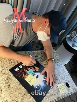 SKEET ULRICH & MATTHEW LILLARD SIGNED 8x10 PHOTO! SCREAM! BECKETT AUTHENTIC COA