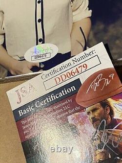 Taylor Swift Red Twice Hand Signed Album CD Autograph Coa Jsa Coa Authentic