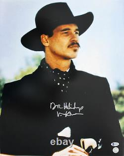 Val Kilmer Tombstone Doc Holliday Authentic Signed 16x20 Photo Autographed BAS
