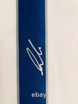 100% Authentic Luka Doncic Signé Autographed Swingman Jersey Fanatics Authentic