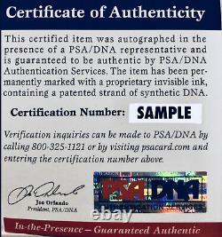 Al Pacino Authentic Signé 11x14 Scarface Photo Bath Tub Psa/dna Itp Autograph
