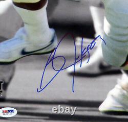 Bo Jackson Authentic Autographed Signed 16x20 Photo Auburn Tigers Psa/dna 74689
