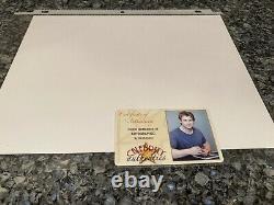 Chris Hemsworth Autographed Thor 8x10 Photo Avec Coa De Celebrity Authentics
