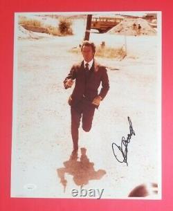 Clint Eastwood A Signé 11x14 Photo Certifié Authentique Avec Jsa Coa Loa Psa