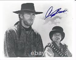 Clint Eastwood Psa/dna Certified Authentic Signed 8x10 Photo Autographiée