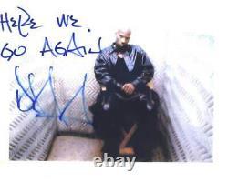 DMX Earl Simmons Authentique Signé Rap 8x10 Photo Withcertificate Autographed A0269