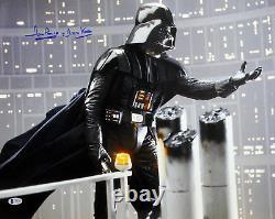 David Prowse Star Wars Darth Vader Authentic Signé 16x20 Photo Bas 7