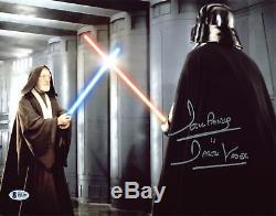 David Prowse Star Wars Darth Vader Authentique Signé 11x14 Photo Bas 4