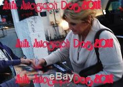 Ils En Direct Authentique Signé (x6) Rip Rowdy Roddy Piper11x17 Photo (preuve Exact)