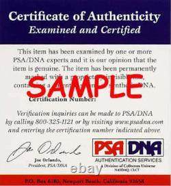 James Jimmy Stewart Main Signée Psa Dna Coa 8x10 Photo Autograph Authentic