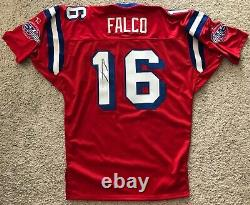 Keanu Reeves Signé Shane Falco Authentic Jersey The Replacements