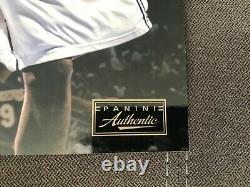 Kobe Bryant Autographié 16x20 Photo Le (#/24) Panini Authentic