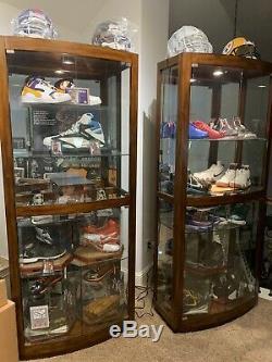 Kobe Bryant Autographié Paire De Chaussures (authentifié) (nba) (lakers) (jsa Letter)