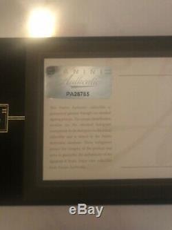 Kobe Bryant Panini Authentique Signé Epic Le De 24 16x20