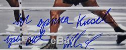 Mike Tyson Je Suis Knock You Out Va Authentique Signé 16x20 Photo Psa # 5a46462