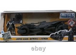 Signé Ben Affleck Batman Batman Batmobile Metals Die Cast DC Autographe Bas Coa Beckett