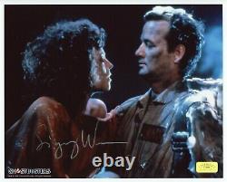 Sigourney Weaver Signé Ghostbusters 8x10 Photo Célébrité Authentiques Autographe
