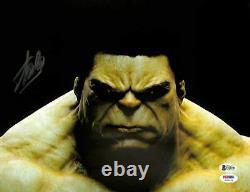 Stan Lee Hulk Authentique Signé 11x14 Photo Dédicacée Bas # H66233