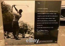 Tiger Woods Pga Authentique Signé Autographié Golf 2004 Upper Deck Sp 8x10 Uda