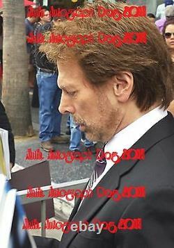 Tom Cruise & Jerry Bruckheimer Authentic Hand-signed Top Gun 8x10 Photo (jsa Coa)