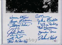 Twilight Zone Authentic A Signé Un Autographe Psa Dna Certifié Signature Autographiée